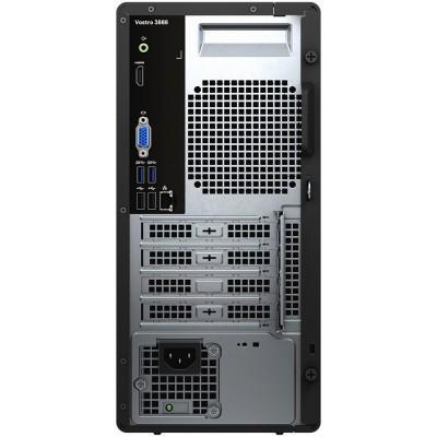 Dell Vostro Desktop 3888 w/260W, Intel Core i5-10400(6-Core...