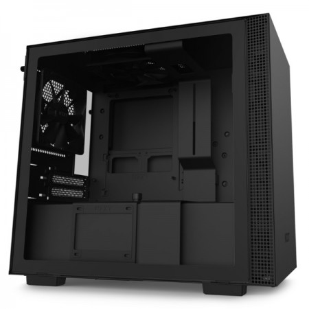 NZXT H210 crno bez napajanja, ITX