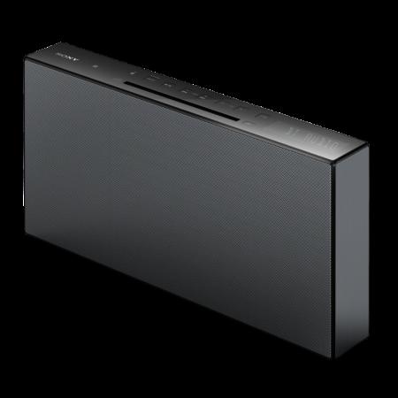 Sony CMT-X3CD, FM/CD/USB/Bluetooth/NFC, 20W, crni