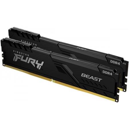 Kingston DDR4 FURY Beast, 3600MHz, 2x8, 16GB