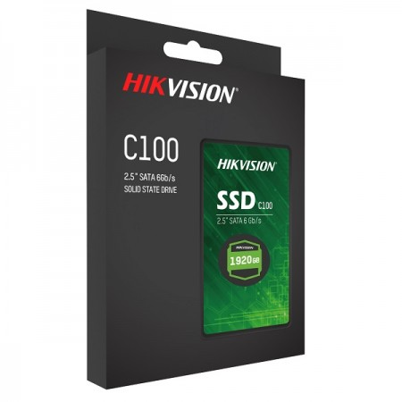 Hikvision C100 SSD 2TB, 2,5
