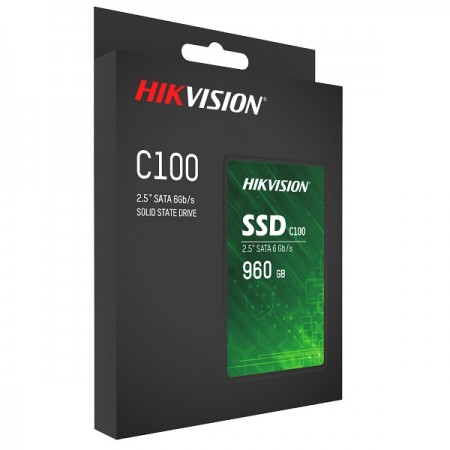 Hikvision C100 SSD 960GB, 2,5