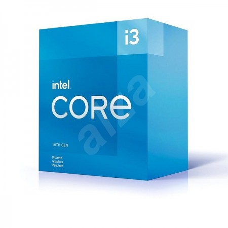 Intel Core i3 10105f 3.7/4.4GHz,4C/8T,LGA 1200