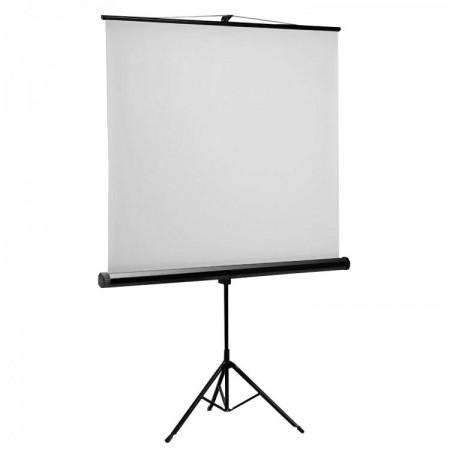 Projekcijsko platno 240x240cm samostojeće