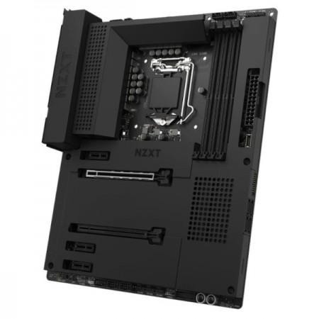 NZXT N7 Z590 Black, HDMI, WiFi, Bluetooth