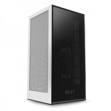 NZXT H1 bijelo/crno, 650W nap. 140mm hlad., ITX