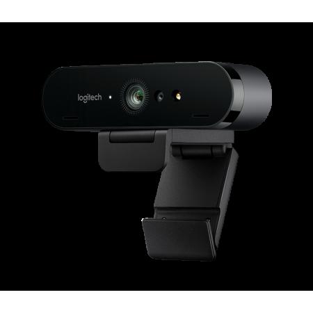 Logitech BRIO web kamera, 4K Ultra HD, HDR, stream