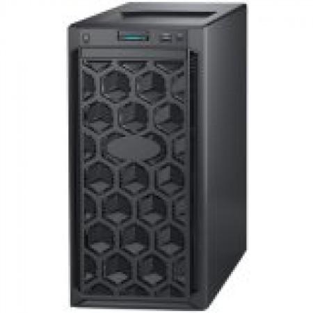 DELL EMC PowerEdge T140 w/4x3.5in, Intel Xeon E-2224 (3.4GH...
